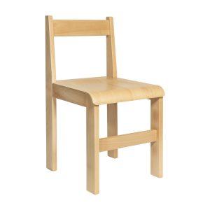 Buková stolička model 05