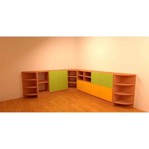 Zostavy nábytku pre deti, detský nábytok, nábytok pre škôlky